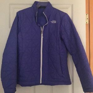 North face orchid purple jacket NWOT